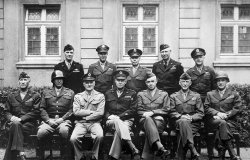 World War II senior military officials