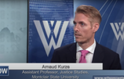 Arnaud Kurze Wilson Center NOW Interview