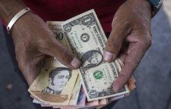Image- Dollar y Bolivar
