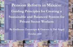 Pension Reform Publication Cover