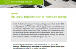 Image - Digital Health Brazil - Event Summary Cover