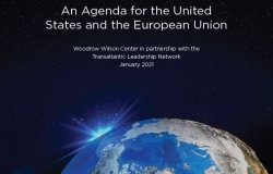 Frontpage Report US EU Relations