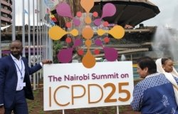 ICPD25 Summit Attendees in Nairobi, Kenya