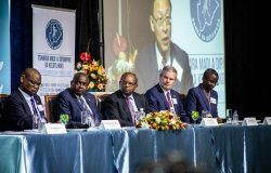Brown Capital Management Africa Forum High-Level Meeting on Sovereign Wealth Funds