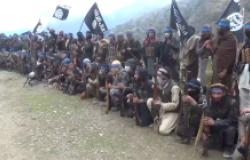 ISIS Khorosan Fighters Sept 2020 frame