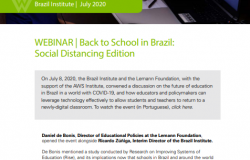 Image - Event Summary - Back to School in Brazil