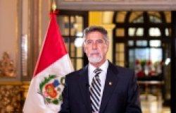 Image - A Conversation with President Francisco Sagasti of Peru