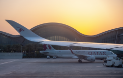Qatar Airways Planes