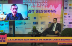 Screenshot from the RSF 2020 Conference