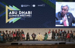 Climate Change Summit Abu Dhabi