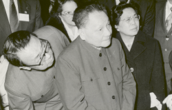 isit of Chinese Vice Premier Deng Xiaoping to Johnson Space Center, 1979
