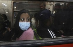 Metro in Mexico