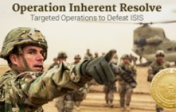 Operation Inherent Resolve banner
