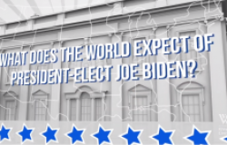 What Does the World Expect of President Biden