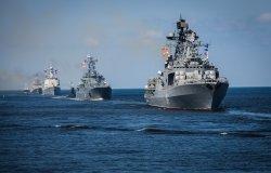 Image Russian Naval Ship