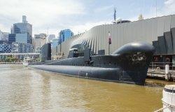 Submarine in Sydney