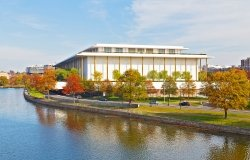 The Kennedy Center in Washington, D.C.