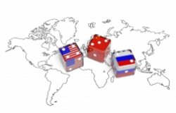 US-China-Russia global order