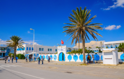 School in Hammamet, Tunisia