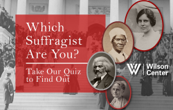 Which Suffragist are you?