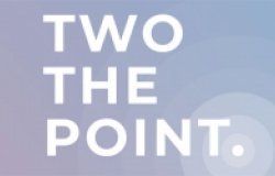 Two the Point Logo